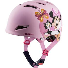 Alpina Park Helmet Juniors Disney Minnie Mouse